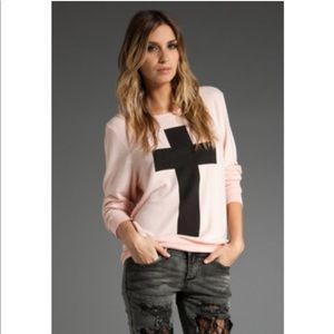 Wildfox Cross Jumper